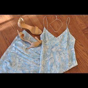 Stunning J Crew spaghetti strap dress